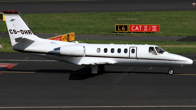 CS-DHR - Cessna 550B Citation Bravo - NetJets Europe