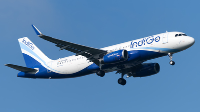 A picture of VTIFK - Airbus A320232 - IndiGo - © Andrew Hunt
