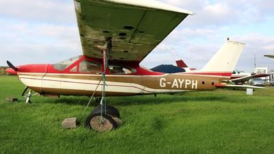 G-AYPH - Reims-Cessna F177RG Cardinal RG - Private