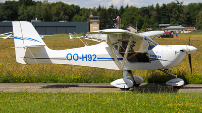 OO-H92 - Aeropro Eurofox 912-2 - Private