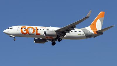 PR-GYD - Boeing 737-8EH - GOL Linhas Aereas