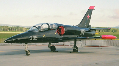 N39WF - Aero L-39 Albatros - Private