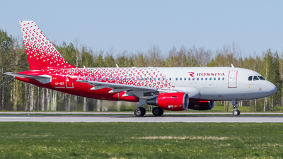 A picture of VPBIT - Airbus A319111 - Rossiya - © Andrei Kurach