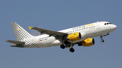 EC-MKV - Airbus A319-111 - Vueling
