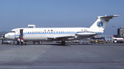 YR-BCC - British Aircraft Corporation BAC 1-11 Series 424EU - LAR - Liniile Aeriene Romane