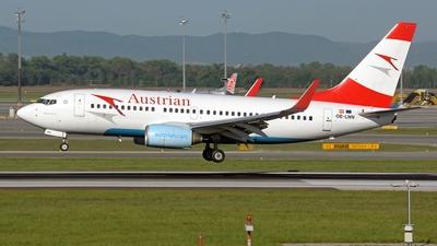 OE-LNN - Boeing 737-7Z9 - Austrian Airlines