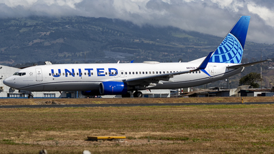 N87531 - Boeing 737-824 - United Airlines