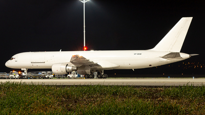 A picture of VPBHM - Boeing 757222(PCF) - ECargo Airlines - © Roli13