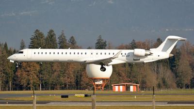 ES-ACP - Bombardier CRJ-900LR - Xfly