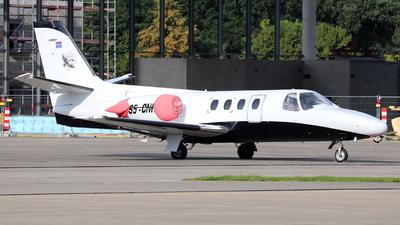 S5-CNN - Cessna 501 Citation SP - JCS Jet Charter Service