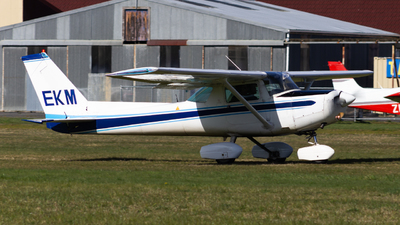ZK-EKM - Cessna 152 - Otago Aero Club