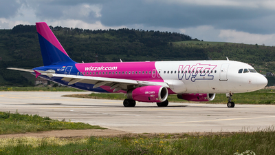HA-LWI - Airbus A320-232 - Wizz Air