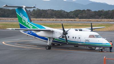 A picture of JA801B - De Havilland Canada Dash 8200 -  - © Mashiro