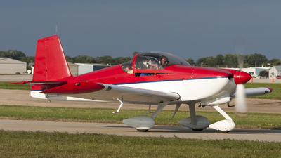 N64LR - Vans RV-6A - Private
