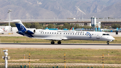 B-3362 - Bombardier CRJ-900 - China Express Airlines