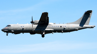 MT62279 - ATR 72-212A(600MP) - Italy - Air Force