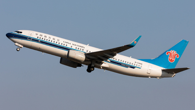 B-5468 - Boeing 737-81B - China Southern Airlines