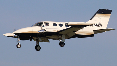 N414NH - Cessna 414 Chancellor - Private