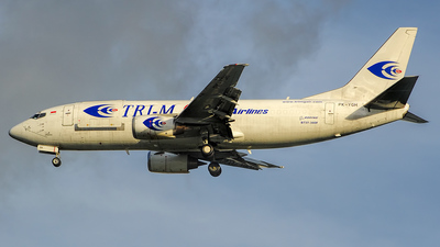 PK-YGH - Boeing 737-36N(SF) - Tri-MG Intra Asia Airlines