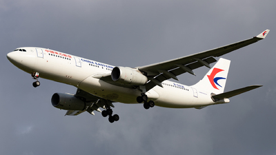 B-5936 - Airbus A330-243 - China Eastern Airlines