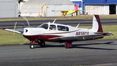 N838CG - Mooney M20M - Private