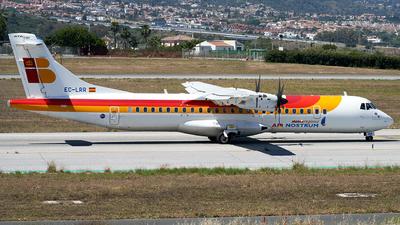 A picture of ECLRR - ATR 72600 - Iberia - © Fernando Roca