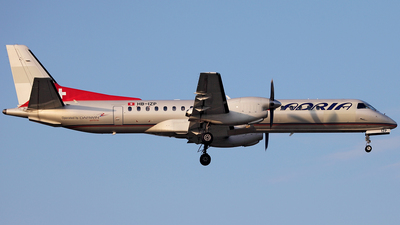 HB-IZP - Saab 2000 - Adria Airways