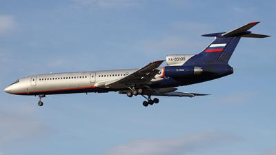 RA-85135 - Tupolev Tu-154M - Russia - Ministry of Interior