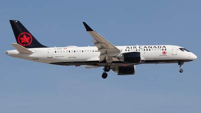 C-GJXY - Airbus A220-371 - Air Canada