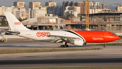 EC-HQT - Airbus A300B4-103(F) - TNT Airways (Pan Air Líneas Aéreas)