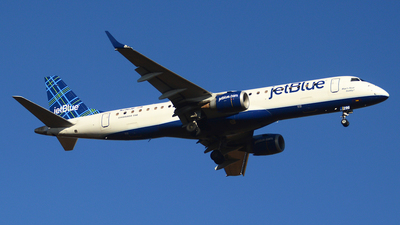 N296JB - Embraer 190-100IGW - jetBlue Airways