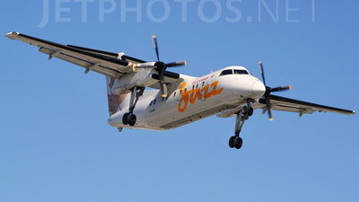 A picture of CGJMI - De Havilland Canada Dash 8100 - [077] - © Yari Strban