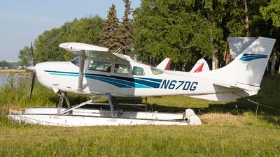 A picture of N67DG - Cessna U206F Stationair - [U20602375] - © Martin Rogosz
