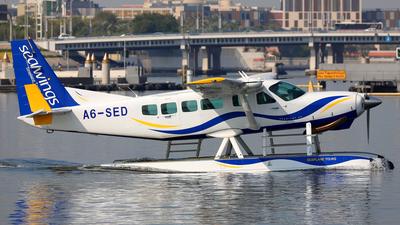 A6-SED - Cessna 208 Caravan - Seawings (Jet-Ops)