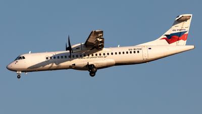 A picture of SXNIV - ATR 72500 - Sky Express - © Sebastian Sowa