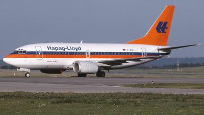 D-AHLI - Boeing 737-5K5 - Hapag-Lloyd