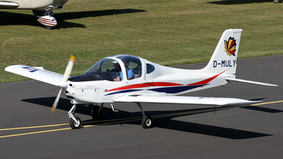D-MULY - Tecnam P96 Golf - Private