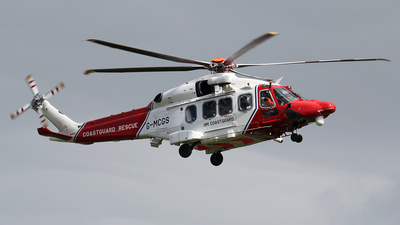 G-MCGS - Agusta-Westland AW-189 - Bristow Helicopters