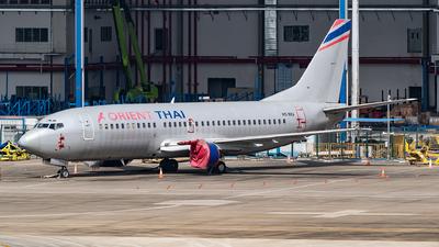 HS-BRJ - Boeing 737-3Z0 - Orient Thai Airlines