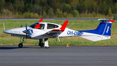 OH-DMP - Diamond DA-42 NG Twin Star - Patria Pilot Training