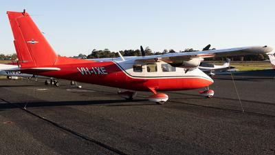 VH-IXE - Partenavia P.68B Victor - Aero Club - Western Australia