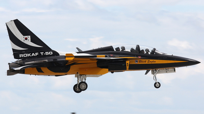 10-0058 - KAI T-50 Golden Eagle - South Korea - Air Force