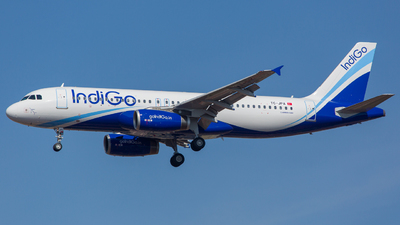 A picture of TCJPA - Airbus A320232 - [2609] - © Robert Poposki