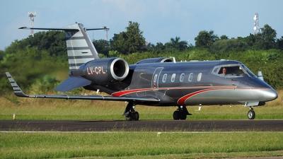 A picture of LVCPL - Learjet 60 - [60044] - © Cristian Ariel Martínez