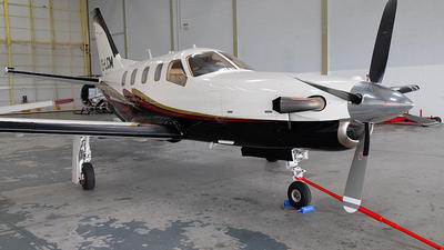 A picture of EILCM - Socata TBM700N - [436] - © Planet Aircraft