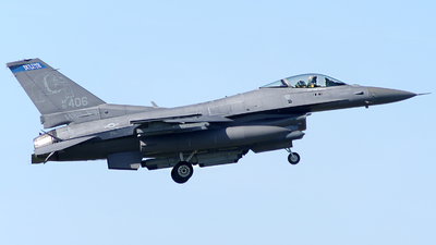 91-0406 - Lockheed Martin F-16CJ Fighting Falcon - United States - US Air Force (USAF)