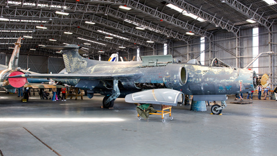 416 - Blackburn Buccaneer S.2B - South Africa - Air Force