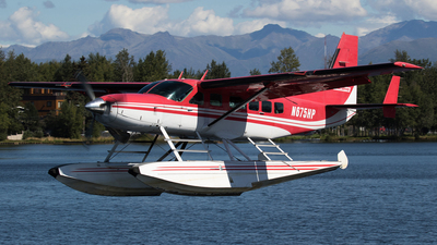 N675HP - Cessna 208 Caravan - Rust's Flying Service