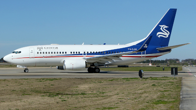 P4-SJM - Boeing 737-7CG(BBJ) - Private