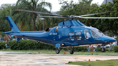 PT-PAA - Agusta A109S Grand - Private